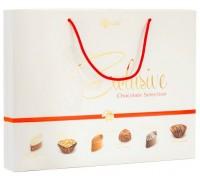 Sonuar Эксклюзив Набор шоколадных конфет ассорти в сумочке Белый 210гр