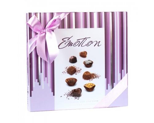 Набор шоколадных конфет Эмоушен 170гр