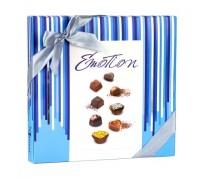 Набор шоколадных конфет Эмоушен синий 170гр