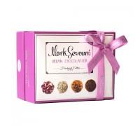 Mark Sevouni Аллюр Коллекция шоколадных конфет сундучок 140гр