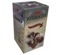 Шоколадные конфеты Atlantis Морские ракушки молочный и белый шоколад  200гр
