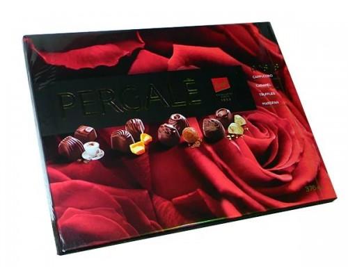 Пергале Розы  Шоколадные конфеты ассорти 382 гр