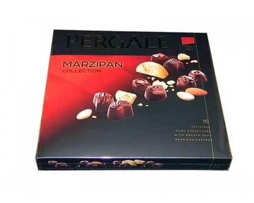 Пергале Марципан  шоколадные конфеты ассорти  125 гр.