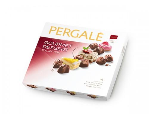 Пергале Десерт шоколадные конфеты ассорти 125гр.