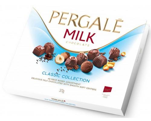 Пергале  Коллекция Молочного шоколада  Ассорти 373 гр