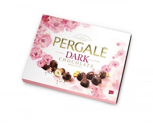 Пергале Коллекция Темного шоколада 187 гр