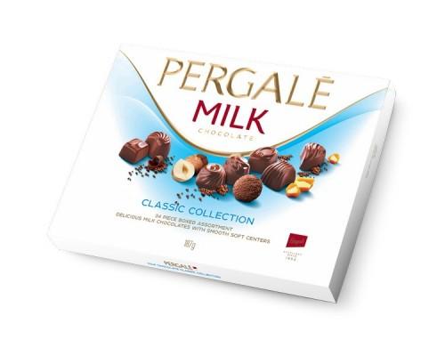 Пергале Коллекция Молочного шоколада  187 гр