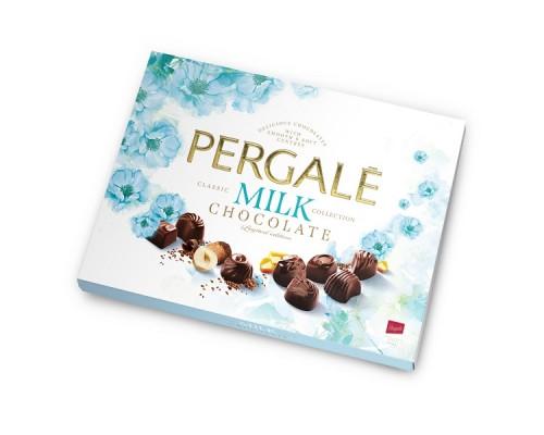 Пергале Коллекция Молочного шоколада ВЕСНА 187 гр (обечайка)
