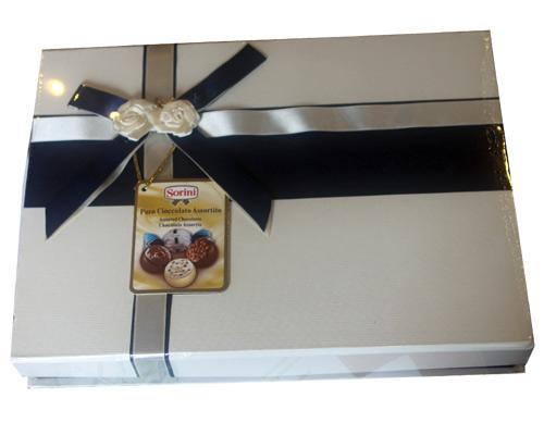 Сорини Элит шоколадные конфеты 350 гр