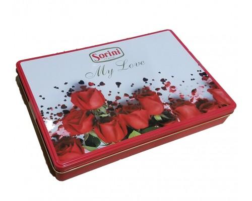 Сорини Латта Моя Любовь шоколадные конфеты 188 гр