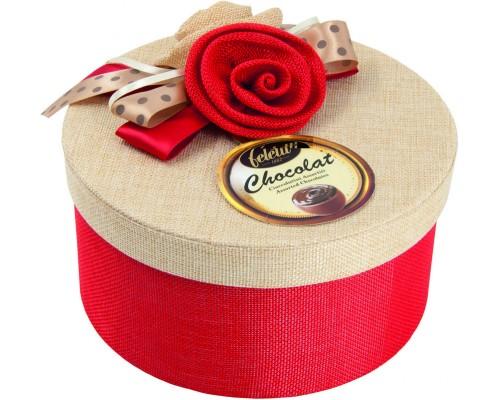 Фелетти Элоди шоколадные конфеты пралине с начинкой из апельсина и орехов 250 гр