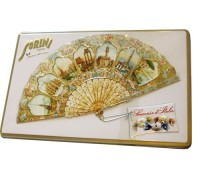 Сорини Вентаглио шоколадные конфеты 400 гр