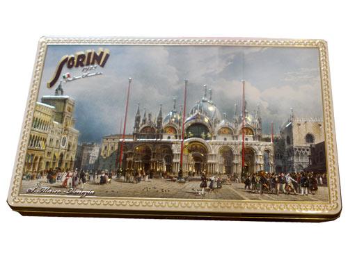 Сорини Св. Марко- Венеция шоколадные конфеты 400 гр