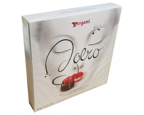 Вергани Боэро с вишней шоколадные конфеты 200 гр
