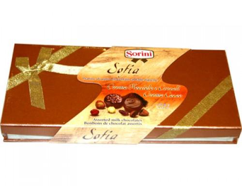 Сорини София шоколадные конфеты 270 гр