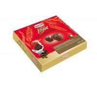 Шоколадные конфеты Sorini Макси Милк Бокс пралине из молочного шоколада с нач. из орех. крема и злаков 200гр