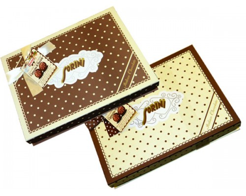 Сорини Поис шоколадные конфеты 190 гр