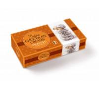Geldhof Снежки Кремовые шоколадные конфеты с апельсиновой начинкой 100г