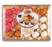 """Ассорти шоколадных конфет SOCADO """"Пиацери Итальяни"""" с начинкой из пралине 245 гр"""