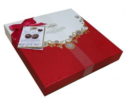 Шоколадные конфеты ассорти Сокадо Тиара 200гр
