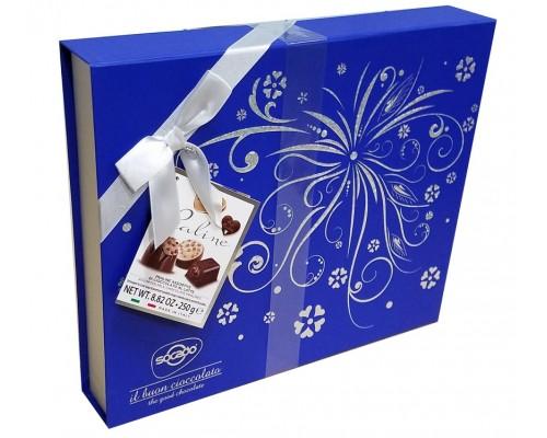 Сокадо Лунный свет шоколадные конфеты ассорти 250 гр