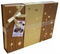 Шоколадные конфеты ассорти Сокадо Болле  350 гр