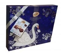 Шоколадные конфеты ассорти Сокадо Лебедь  250 гр