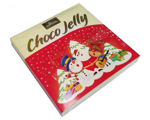 """Мармелад в шоколаде Milano """"Choco Jelly"""" Апельсин 175гр"""