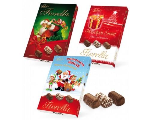 Вобро Фиорелла шоколадные конфеты 140гр