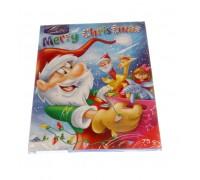 Календарь Новогодний шоколадный набор  75 гр