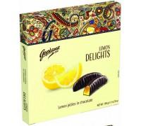 Мармелад в шоколаде Goplana Лимон 190 гр