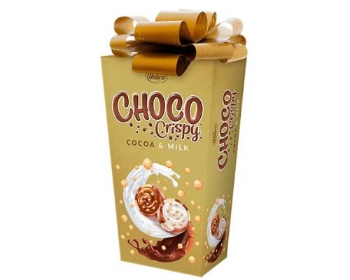 Шоколадные конфеты Vobro  Шоко Крипсы Бант  шоколадные конфеты  180гр