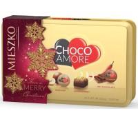 Шоколадные конфеты ассорти Mieszko Choco Amore жесть 310 гр