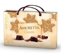 Шоколадные конфеты Mieszko Amoretta Classic с сумочкой 276 гр