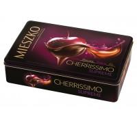 Шоколадные конфеты ассорти Mieszko Cherrissimo Supreme жесть 285г