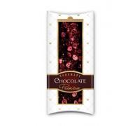 Шоколад с сублимированными  ягодами и фруктами Adikam клюква и красная смородина 110г