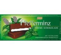 Шоколад  темный Bohme с мятой  62% 100гр