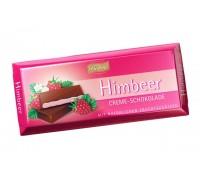 Шоколад  темный  Bohme с малиной  62% 100г