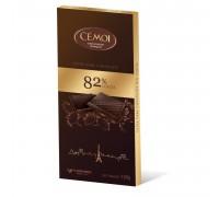 Шоколад  горький CEMOI 82% 100гр