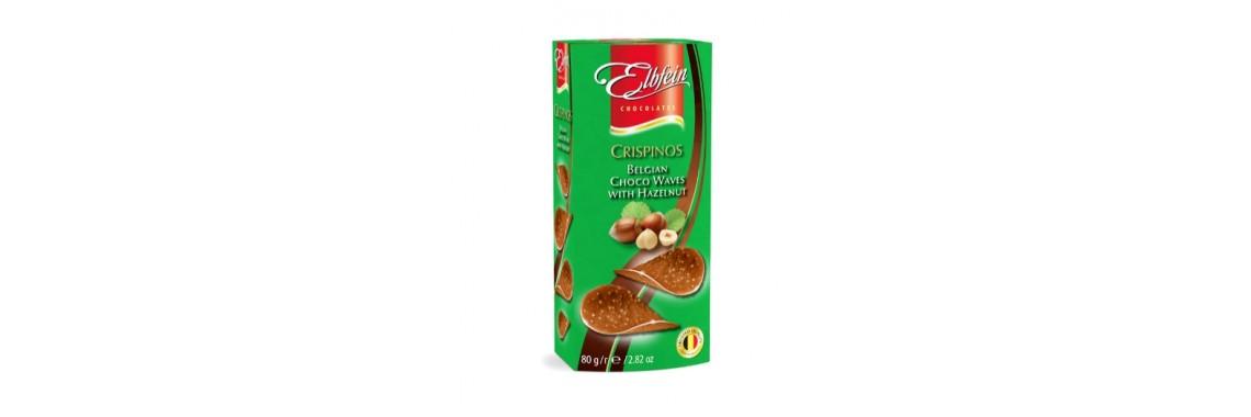 Новинка! Шоколадные чипсы Eldfein 4 вида от 139 руб.!