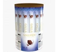 Шоколадные палочки Gallardo из молочного шоколада 10гр