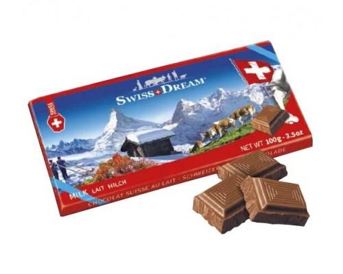 Шоколад молочный  Goldkenn  100гр