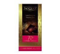 Шоколад горький  JACQUOT 70% 100гр