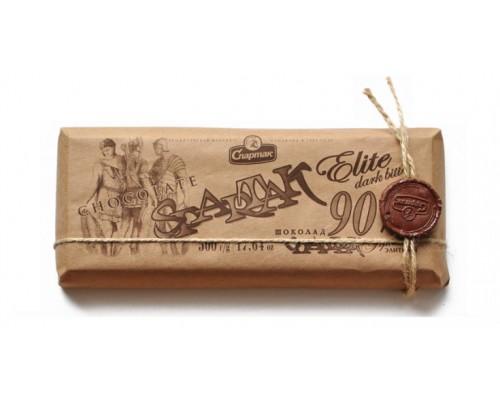 "СПАРТАК Шоколад ""Горький-элитный"" 90%"", эт.крафт 500г"