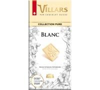 Шоколад Швейцарский Villars Белый с ванилью 100гр