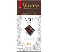 Шоколад Швейцарский Горький 72% 100 гр.