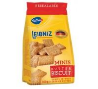 Бальзен Лейбниц Минис Баттер мини печенье сливочное 100гр