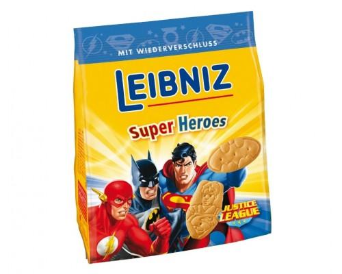 Бальзен Лейбниц Супергерои-мальчики Сливочное печенье  100гр