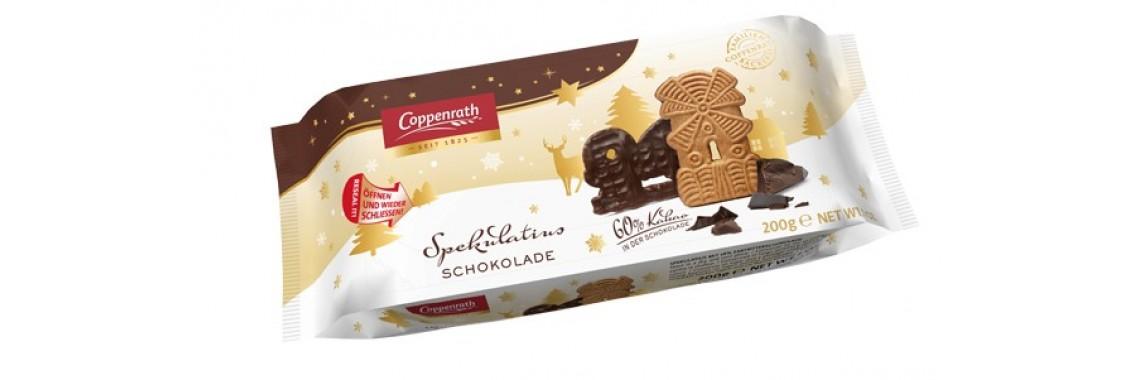 Сумасшедшие скидки на праздничное печенье Coppenrat, Германия!!!