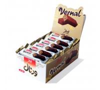 Вафли Farmand Vernal в шоколадной глазури 20гр.